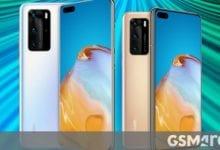 صورة مواصفات Huawei P40 و P40 Pro والتسعير التفصيلي قبل أيام من الإصدار