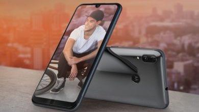 صورة موتورولا تكشف عن هاتف Moto E6 Plus