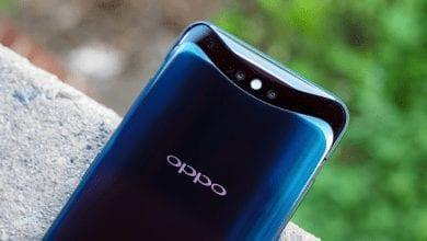 صورة نظرة أولية على تقنية الكاميرا المدمجة بالشاشة المقدمة من Oppo وشاومي