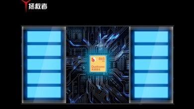صورة هاتف الألعاب Lenovo Legion القادم سيأتي مع تكنولوجيا تبريد جديدة كليًا