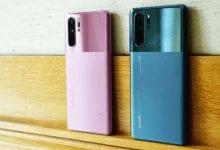 صورة هاتف Huawei P30 Pro يحصل على واجهة EMUI 10 وميزات للكاميرا وألوان جديدة