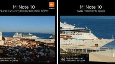 صورة هاتف Mi Note 10 من شاومي سيصل عالميًا في 14 نوفمبر