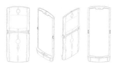 صورة هل هاتف Motorola RAZR الجديد سيتضمن شاشة قابلة للطي؟