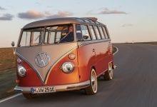 صورة هل يمكن أن تكون حافلة فولكس فاجن خمر سريعة وصامتة؟ تراهن ، إذا كانت كهربائية