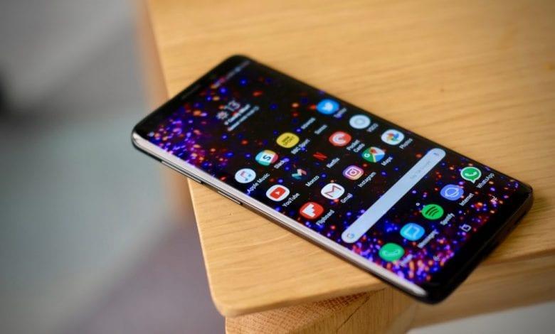 صورة واجهة Samsung One UI 2.1 قد لا تشق طريقها إلى Galaxy S9 و Galaxy Note 9 في نهاية المطاف