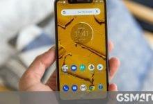 صورة يتلقى Motorola One أخيرًا Android 10