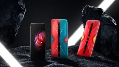 صورة يتيح لك هاتف RedMagic 5G من Nubia اللعب بشاشة 144 هرتز