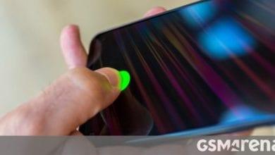 صورة يحصل Redmi على ماسح ضوئي لبصمات الأصابع للعمل تحت شاشة LCD