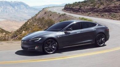 صورة يحصل Tesla Model S على مدى يصل إلى 390 ميلًا عن طريق تحديث البرامج عبر الهواء