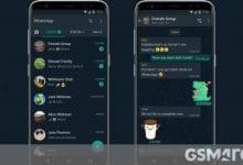 صورة يحصل WhatsApp أخيرًا على وضع مظلم غير تجريبي على Android و iOS
