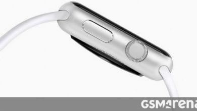 صورة يشاع أن شركة Apple تتضمن مستشعر Touch ID في تاج Apple Watch المستقبلي