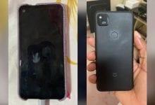 Photo of يظهر Google Pixel 4a في بعض الصور الجديدة التي تم تسريبها