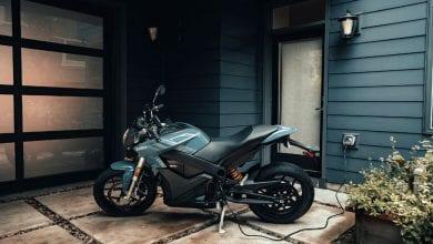 صورة مراجعة : الدراجة الكهربائية 2020 Zero Motorcycles Zero S