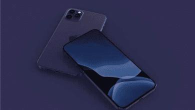 صورة نظرة على اللون الأزرق المقدم من ابل هذا العام في هاتف iPhone 12 Pro