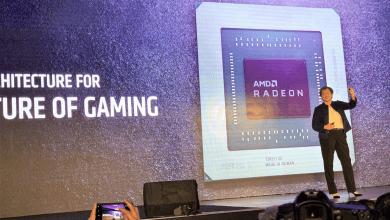 صورة AMD تعلن عن إصدارها الأول من كرت الشاشة بمعمارية Navi في سلسلة Radeon RX 5000