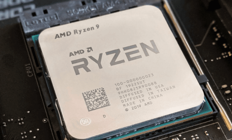 Photo of AMD تعلن رسمياً عن رقاقتي Ryzen 9 4900H و4900HS