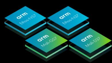 صورة ARM تعلن عن 4 شرائح جديدة مميزة بآداء أعلى كفاءة