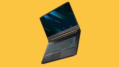 صورة Acer تطور حاسب Predator المحمول الخاص بالألعاب بشاشة بمعدل تحديث 300 هرتز