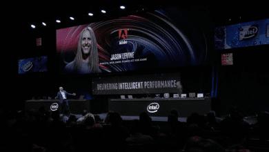 صورة Adobe تستعرض ميزة الفيديو الرأسي بتقنية الذكاء الإصطناعي في    #CES2020