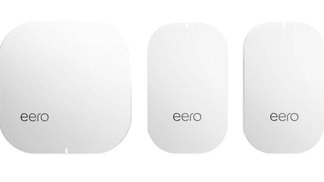 Amazon is buying mesh router company Eero