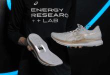 صورة Asics تكشف عن نموذجها الأول لحذاء رياضي ذكي في مؤتمر لاس فيجاس