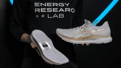 Photo of Asics تكشف عن نموذجها الأول لحذاء رياضي ذكي في مؤتمر لاس فيجاس
