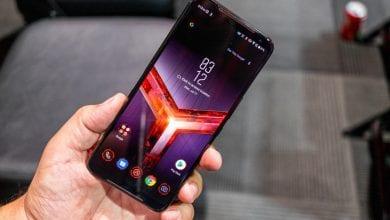 صورة Asus تُشوق لتحديث Android 10 الرسمي والمستقر للهاتف Asus ROG Phone 2