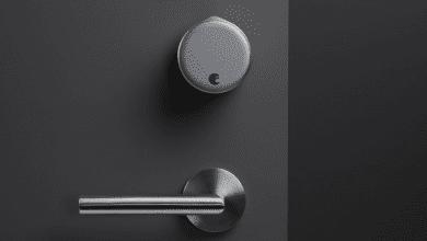 صورة August تطلق قفل Wi-Fi Smart Lock الذكي الجديد بتصميم أصغر وأنحف   #CES2020