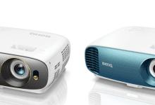 صورة BenQ تكشف عن الإصدارات الجديدة من أجهزة العرض المنزلي W1700M وTK800M 4K