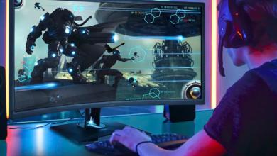 صورة #CES2019 شركة ViewSonic تكشف عن شاشتين جدد للألعاب بالعلامة الفرعية Elite