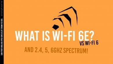 صورة #CES2020 معيار Wi-Fi 6E ستكون متوافقة مع تقنية 5G