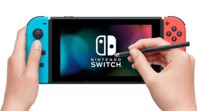 صورة #CES2020 نينتندو تبيع قلم لجهاز Switch