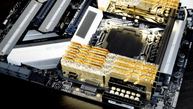 صورة G.Skill تطلق ذاكرة DDR4 سعة 64 جيجا بايت رام بسرعة تصل إلى 4266 ميجا هيرتز