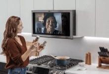 Photo of GE تنتج شاشة ذكية قياس 27 بوصة للإستخدام بالمطبخ #CES2019
