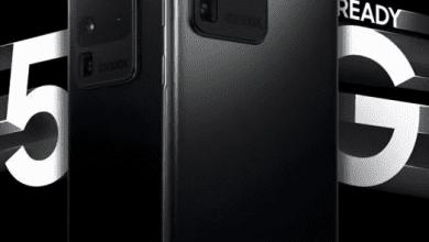 Photo of الملصق الإعلاني الرسمي لهاتف سامسونج القادم Galaxy S20 Ultra