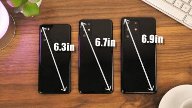 صورة مقطع فيديو يستعرض تفاصيل أكثر حول هواتف Galaxy S20