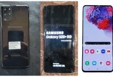 صورة مواصفات هواتف Galaxy S20 وGalaxy S20 Plus وأيضاً Galaxy S20 Ultra قبل الإعلان الرسمي