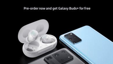 صورة سامسونج تقدم سماعة Galaxy Buds Plus اللاسلكية في عرض مجاني مع Galaxy S20