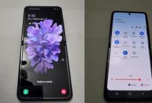 صورة أوضح الصور لهاتف سامسونج الصدفي القابل للطي Galaxy Z Flip