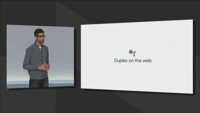 صورة Google Duplex يدعم المستخدمين في تنفيذ مهام أكثر لاحقاً هذا العام  #IO2019