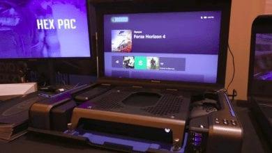 Photo of Guardian حقيبة ضخمة مع شاشة مدمجة مخصصة لأجهزة الألعاب #CES2019.