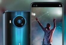 صورة HMD Global Oy تُزيح الستار رسميًا عن الهاتف Nokia 8.3 5G مع المعالج SD765G