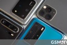صورة Huawei P40 Pro مقابل Galaxy S20 Ultra مقابل P30 Pro مقابل iPhone 11 Pro Max تبادل لإطلاق النار