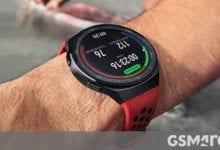 صورة Huawei Watch GT2e هي نسخة رياضية وأكثر بأسعار معقولة من GT2 46mm