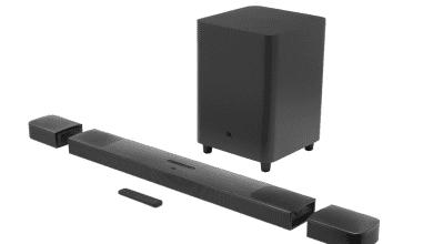 صورة JBL تعلن عن أول أجهزة مكبرات ساوند بار بتقنية Dolby Atmos في فعاليات  #CES2020