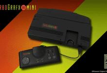 صورة Konami تعلن عن وحدة التحكم في الألعاب TurboGrafx-16 mini
