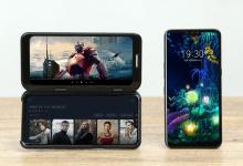 صورة LG تشترك مع Naver لتطوير متصفح Whale لهاتفها القابل للطي