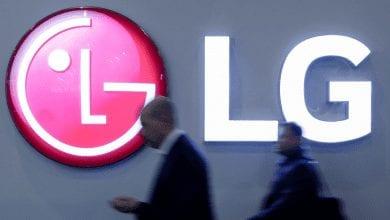 صورة LG تغير الرئيس التنفيذي للشركة نتيجة لإنخفاض أرباح الربع الثالث عن 30%