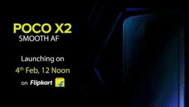 صورة مقطع فيديو تشويقي لهاتف Poco X2 يؤكد على تصميم يحاكي Redmi K30