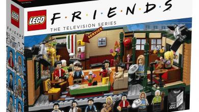 Photo of Lego تحتفل بالذكرى 25 للعرض التلفزيوني الشهير Friends مع لعبة جديدة